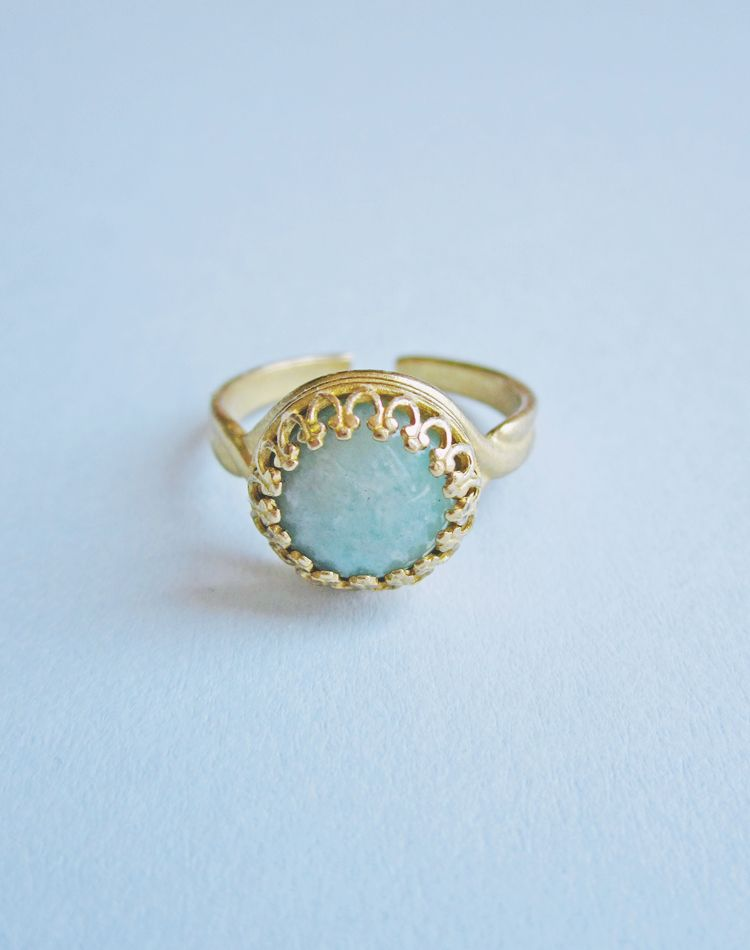 Priya Meaning Beloved Features A A Pale Greeny Blue Amazonite