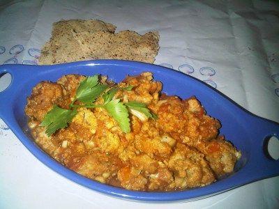 ماسالا زهره قرنبيط هنديه Recipes Food Food And Drink