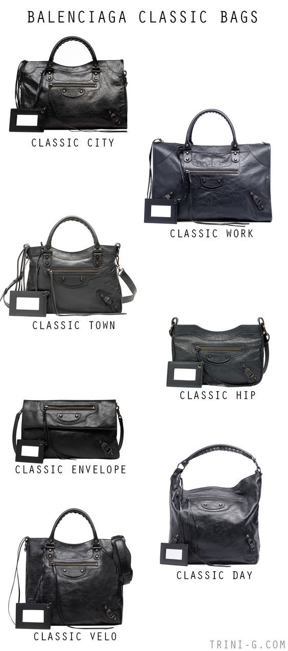 95dc9c01dc48 Balenciaga Classic Bag Styles - Designer Authentication Services for  Handbags
