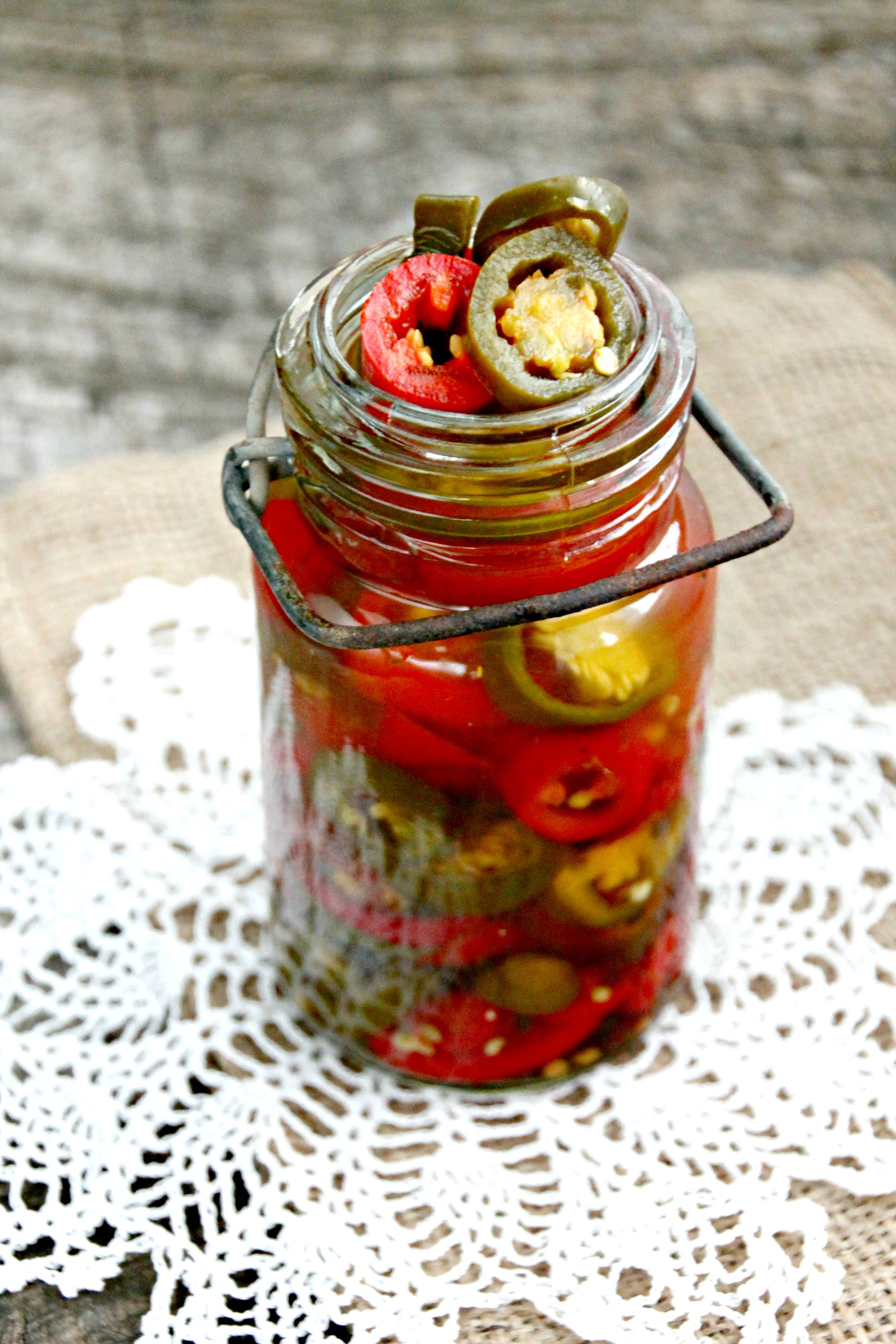 Candied jalapenos cowboy candy thmfp recipe cowboy