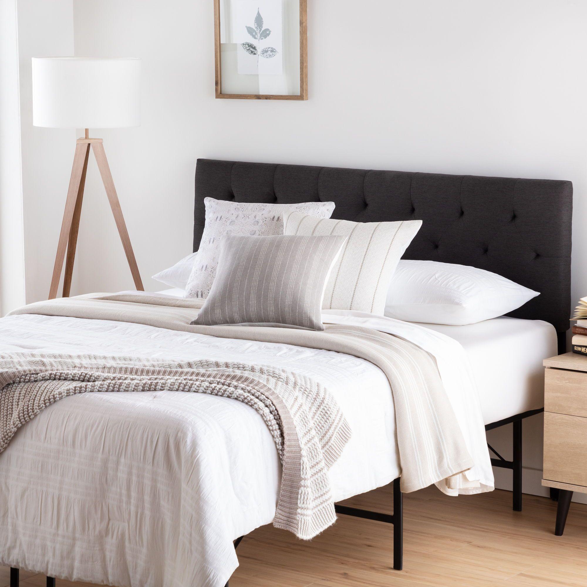 """Brookside Platform Bed Frame, 14"""" (With images"""