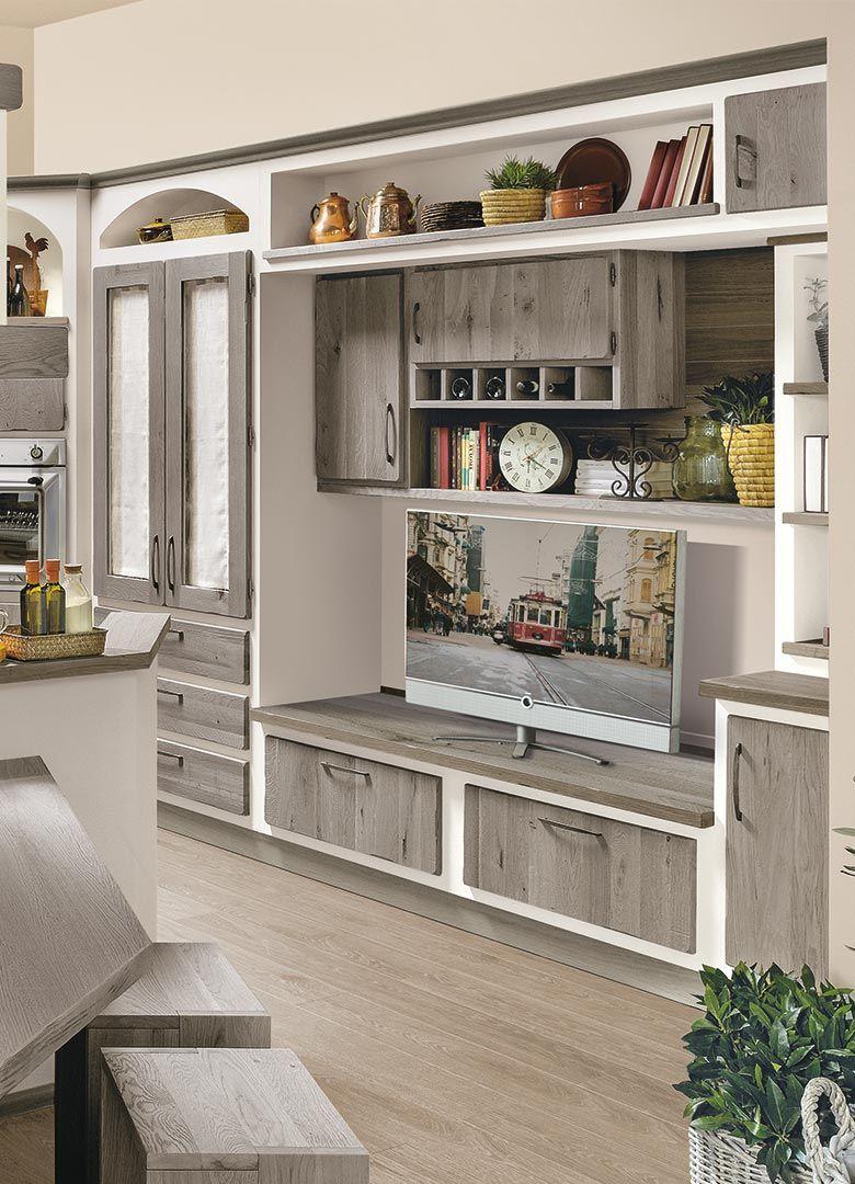 Rebecca Rovere fango - Borgo Antico Cucine - Gruppo Lube | TV ...