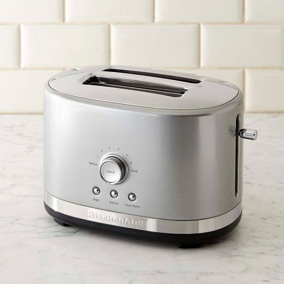 Best Kitchenaid R 2 Slice Long Toaster Contour Silver 400 x 300