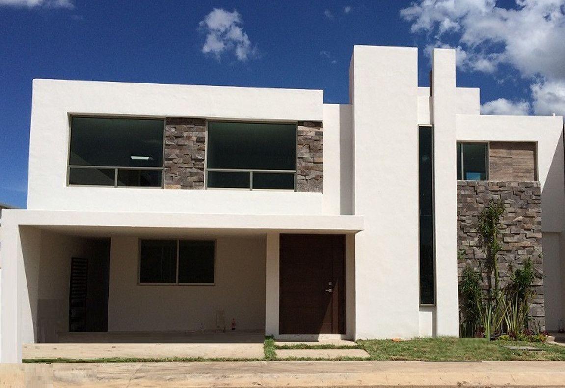 Hermosa casa moderna residencial y muy barata casa for Las mejores fachadas de las villas