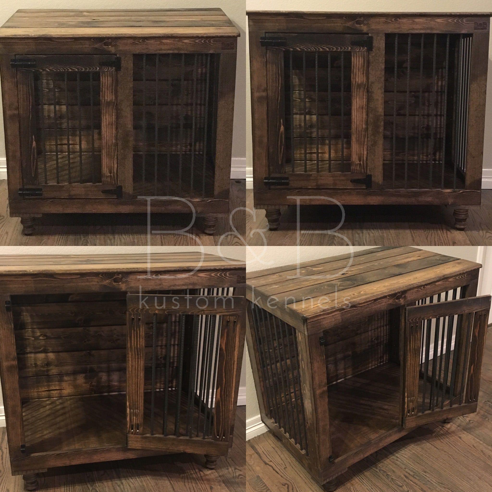 Single Doggie Den 174 House Idea Dog Crate Furniture Dog