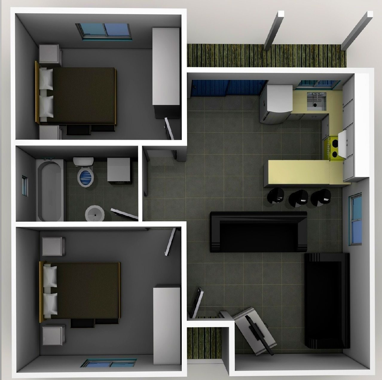 Garage Conversion To Granny Flat - Google Search