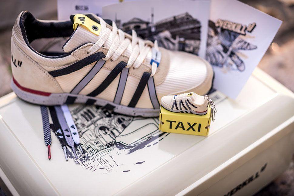 official photos d8517 58b54 OVERKILL x adidas Racing 93