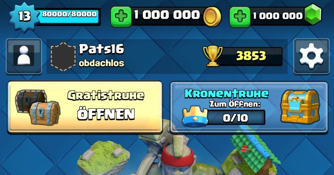 cr free gems com clash royale hack
