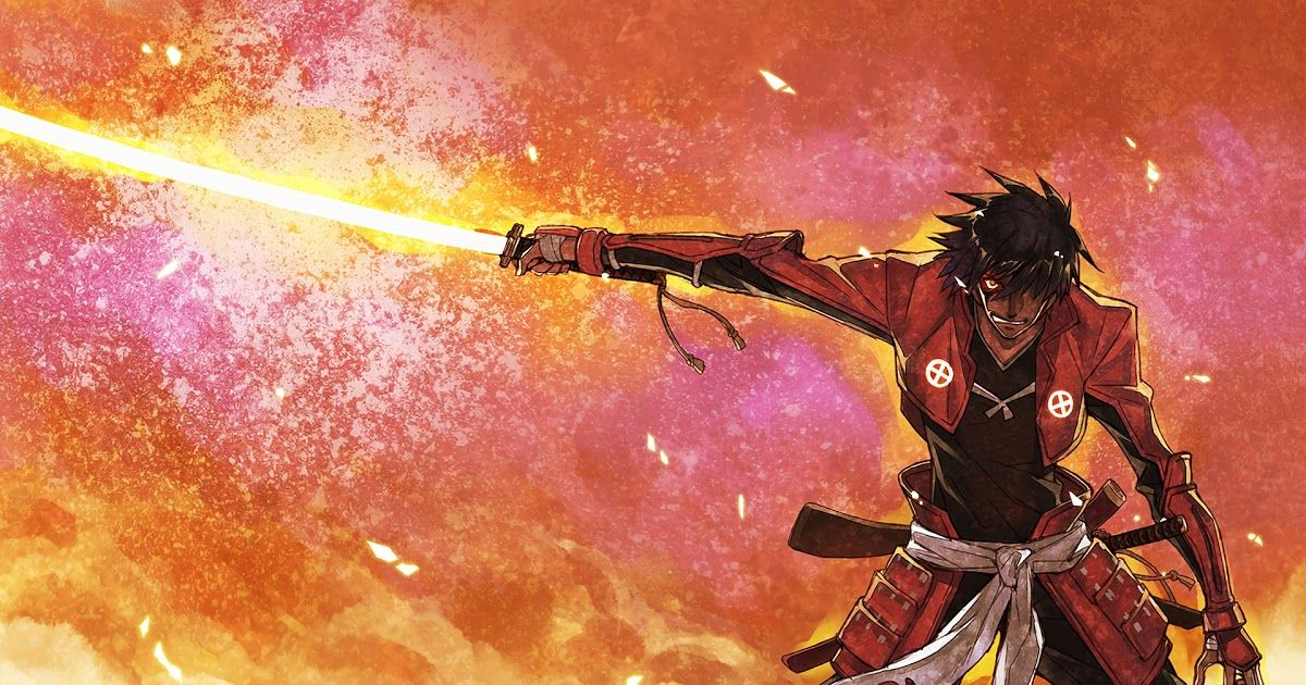 Wallpaper Anime Full Hd 1920x1080 With Images Samurai Anime