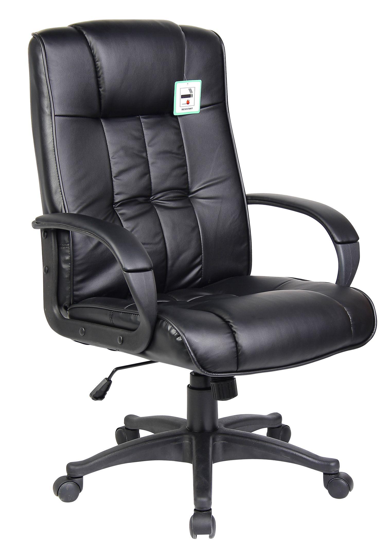 Leather Office Desk Chair Stühle, Leder und Schwarzes leder