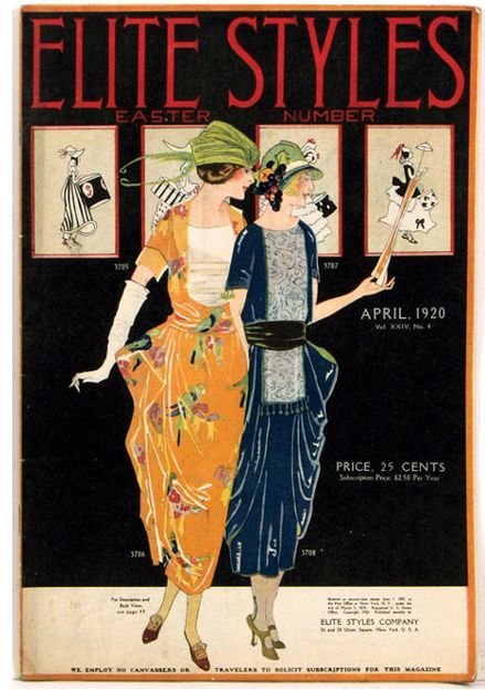 art deco fashion history
