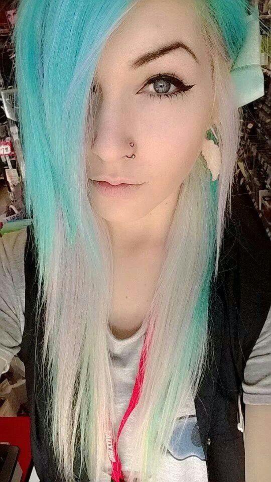 Hannah Hospital Beautiful Pinterest Hair Coloring Colored