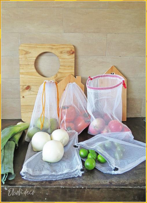 Sewing pattern: Mesh reusable produce bag #Sewing #pattern: #Mesh #reusable #produce #bag