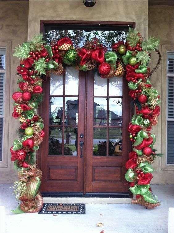 Decoración navideña exterior ideas (Foto) Ellahoy casas navdad