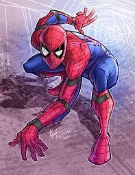 Resultado De Imagen Para Dibujos A Lapiz De Spiderman Homecoming