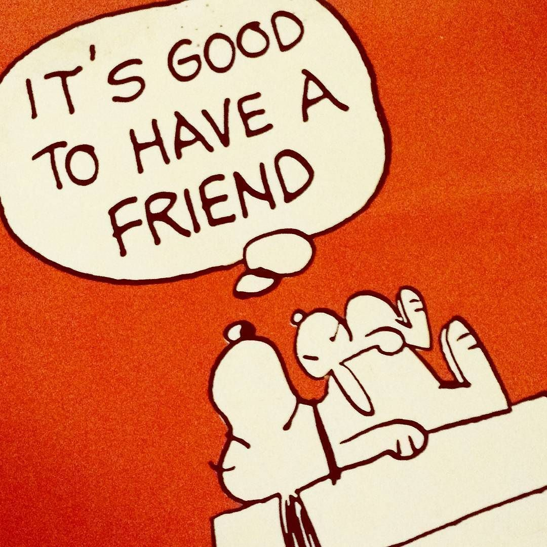 CollectPeanuts.com on Instagram - Good to have a friend! #snoopy #friend #peanuts #hallmark #collectpeanuts #bunny #snoopygrams #snoopylove #snoopyfan #snoopycollection #ilovesnoopy