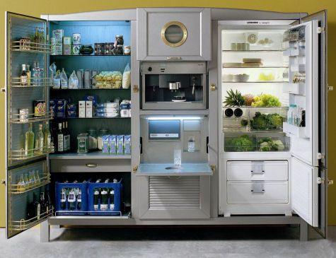 Is This The World S Best Fridge Dream Kitchen Kitchen Interior