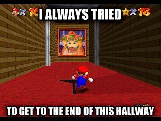 My Super Mario 64 Confession Super Mario Mario Super
