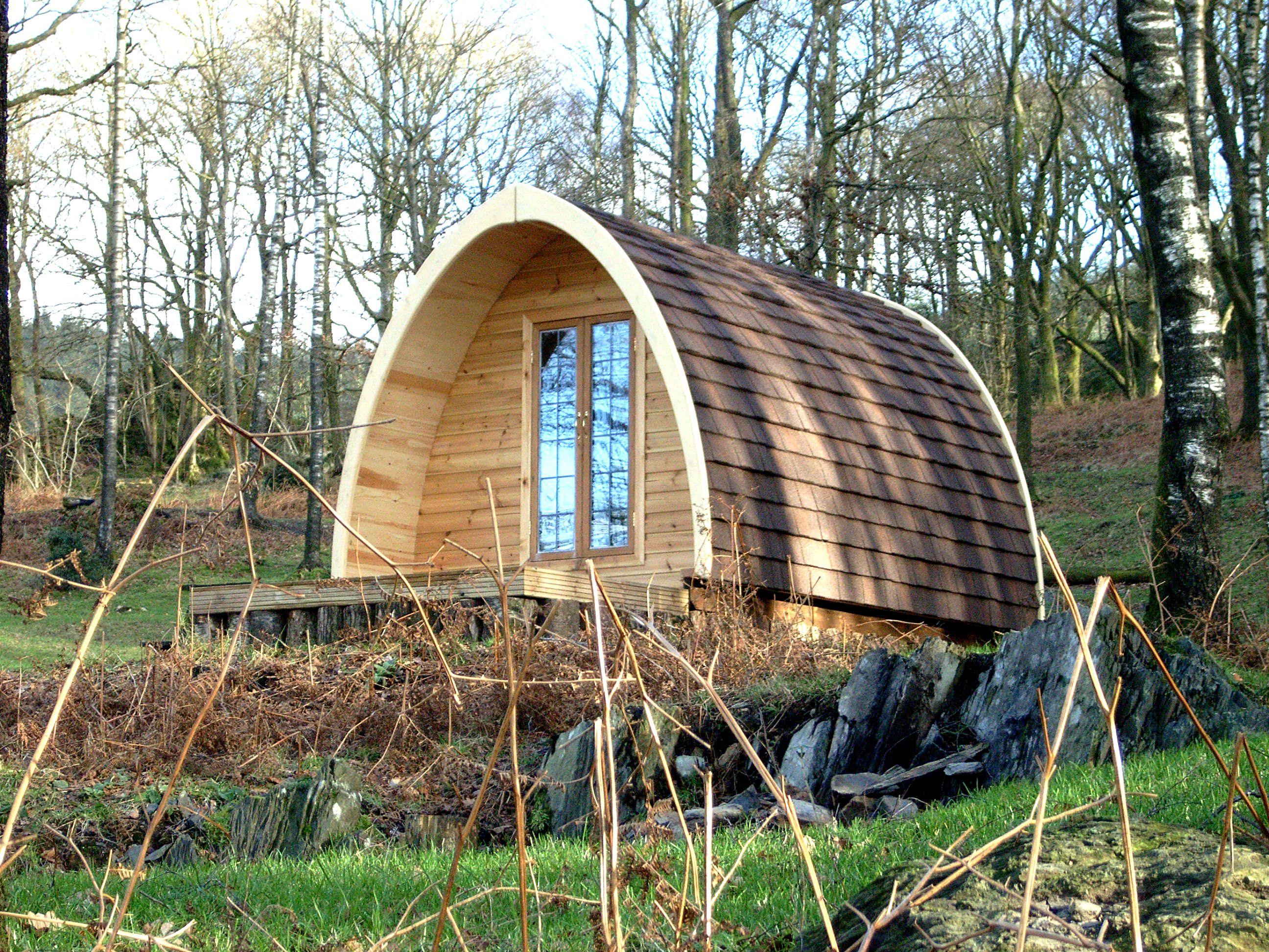Le pod hébergement insolite pour camping chambre d h´tes h´tels