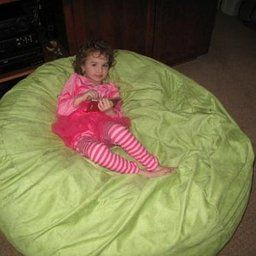 Amazon.com: Customer Reviews: Cozy Sack 4 Feet Bean Bag Chair,