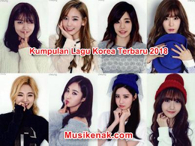 100 Koleksi Lagu Korea Terbaru Terpopuler April 2018 Mp3