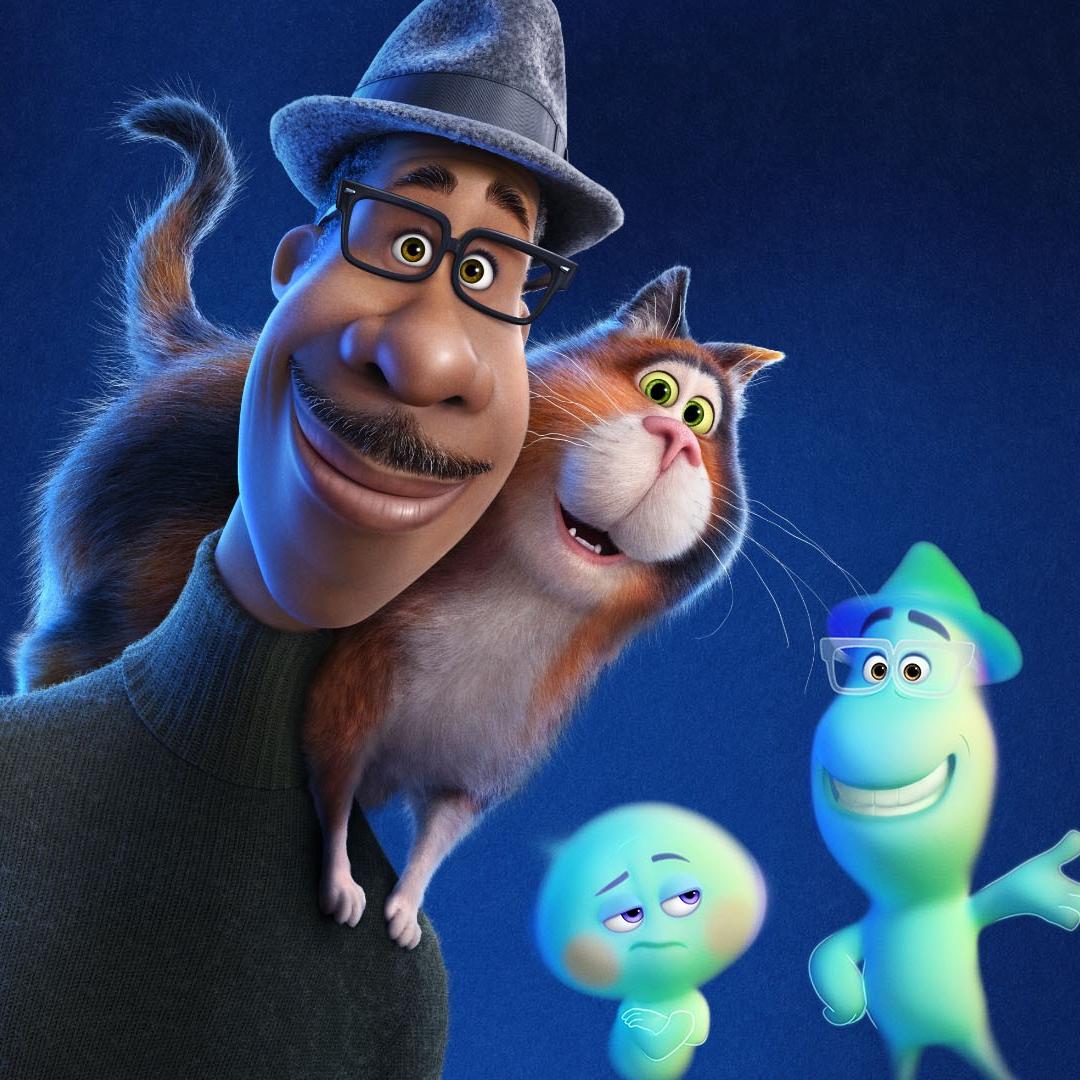 Soul animação do Disney+
