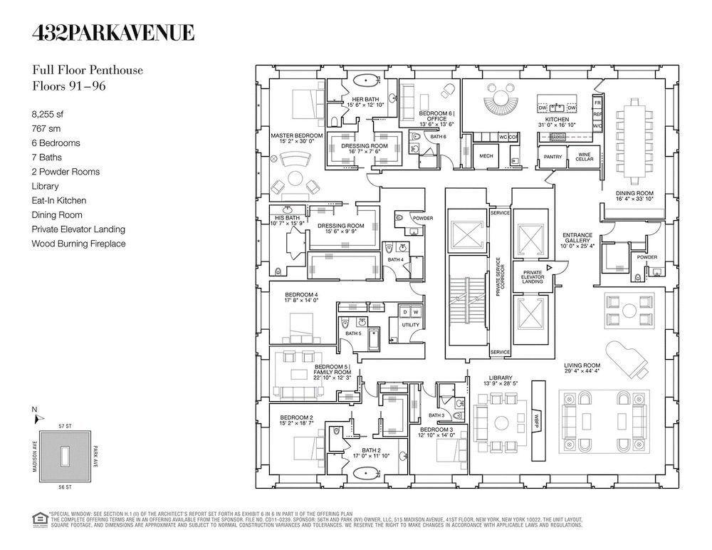 New York House Floor Plans Thefloors Co