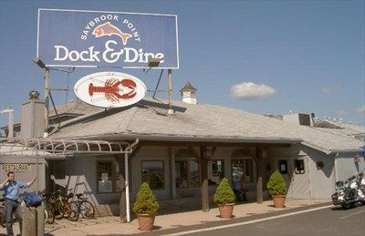 Dock and dine old saybrook ct dockside restaurants on for Old saybrook fish house