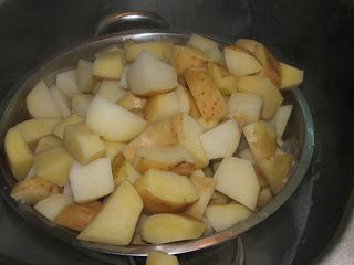 Canning Granny: Canning Potatoes