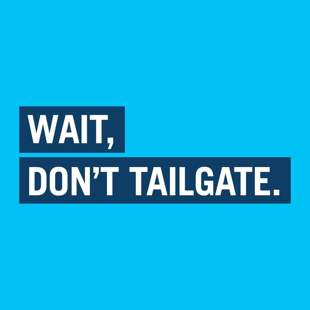Almost 10 of all accidents are caused by tailgating to