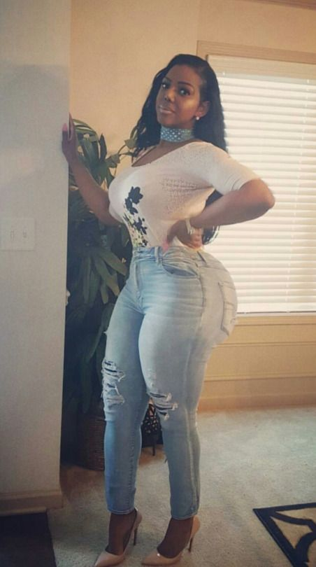 Ssbbw granny ass in jeans