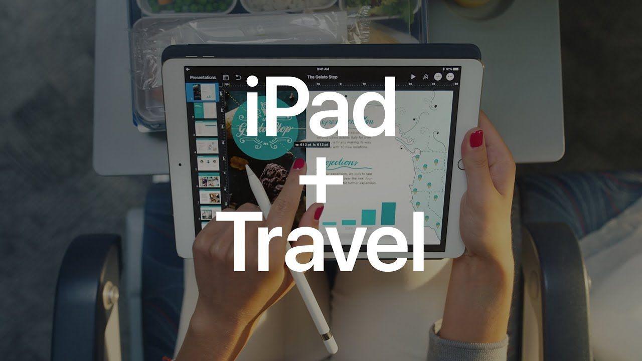 iPad — Travel Simply — Apple YouTube Ipad, New ipad