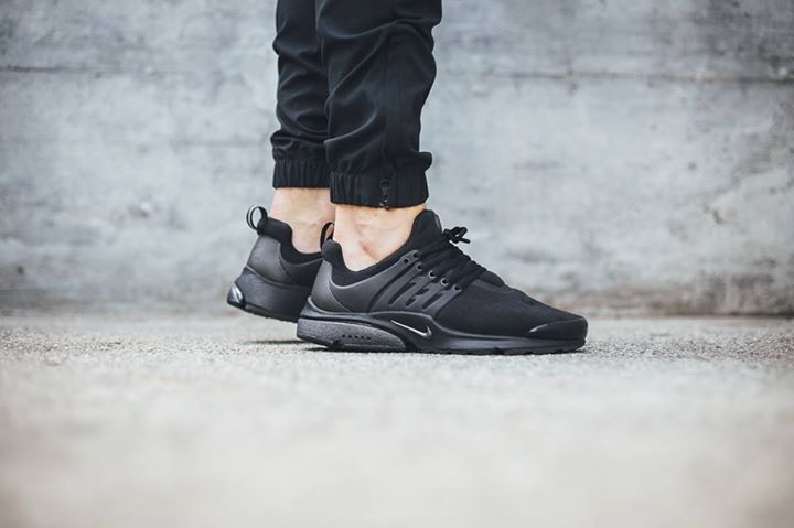 Doméstico Con rapidez Duquesa  nike air presto black on feet > Factory Store