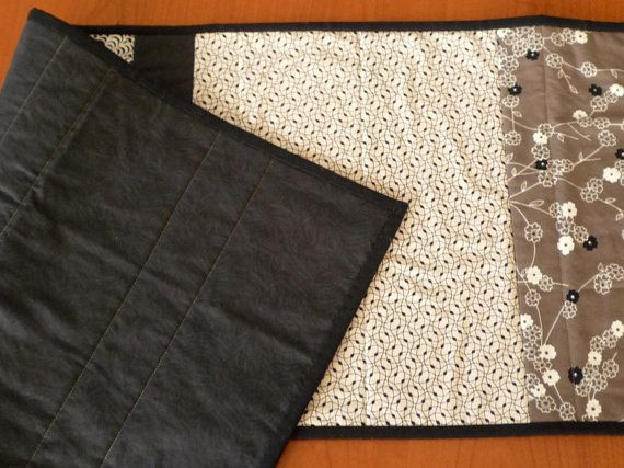 Contemporary+Quilted+Reversible+Table+Runner+by+SurroundedByScraps,+$49.00