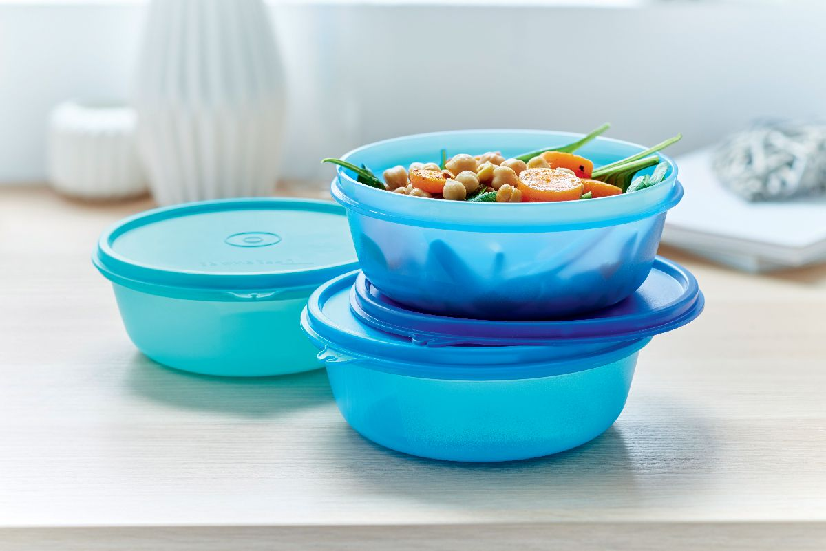 Refrigerator bowls are a must in every kitchen! Lock in freshness ...