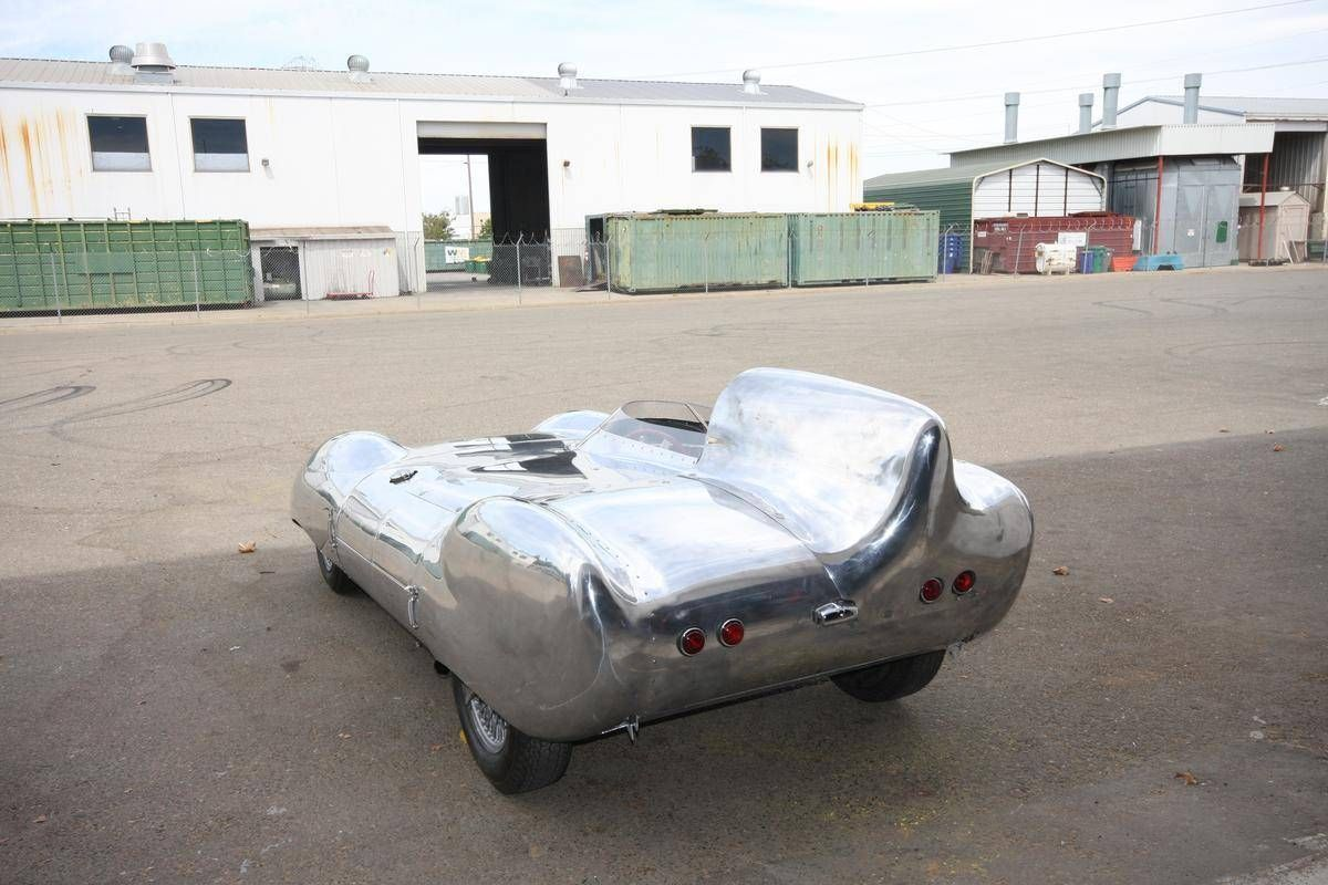 1956 Lotus 11 Series 1 Le Mans all aluminum body   Old Rides ...