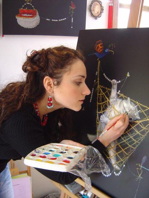 leila ataya art | Leila Ataya / http://www.leilaataya.com