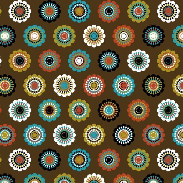 Russian Folk Pattern