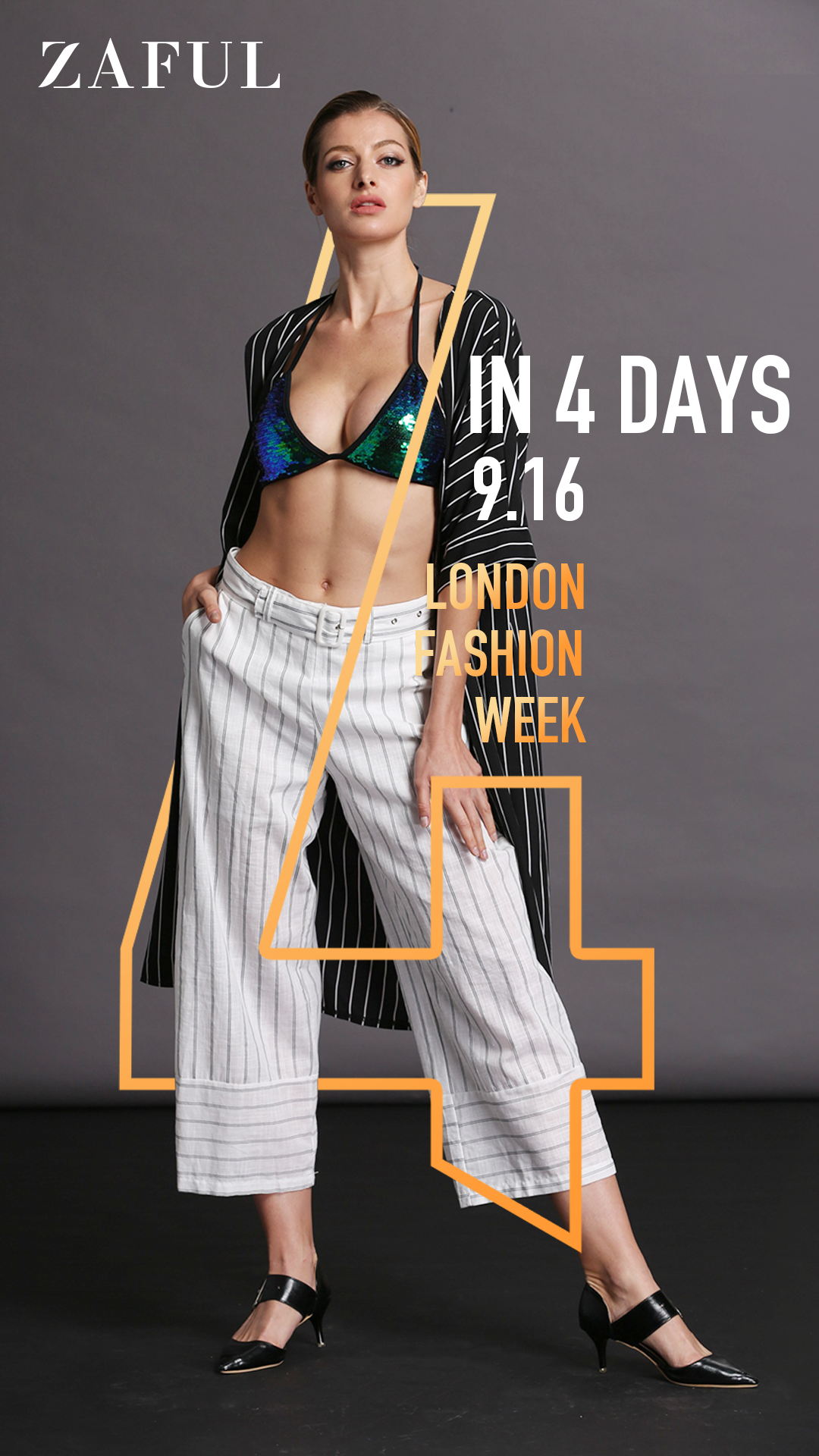 Zaful london fashion week this september zaful