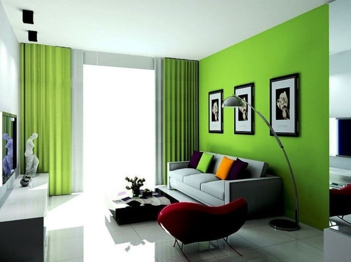 35 Einzigartig Deko Ideen Wohnzimmer Grün DEKO Pinterest