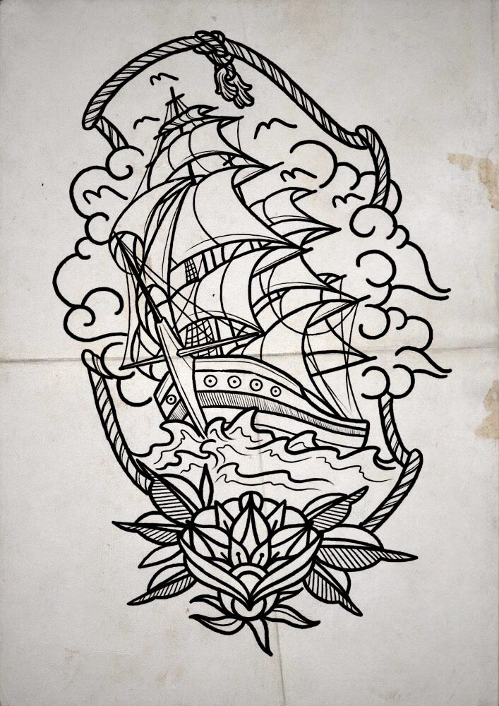 Pin by Kelly McHugh on Tattoo | Traditional tattoo ...