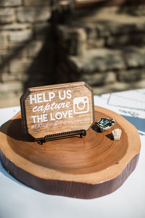 ideas for rustic wedding reception%0A DIY Rustic Wedding Ceremony Details with Cricut