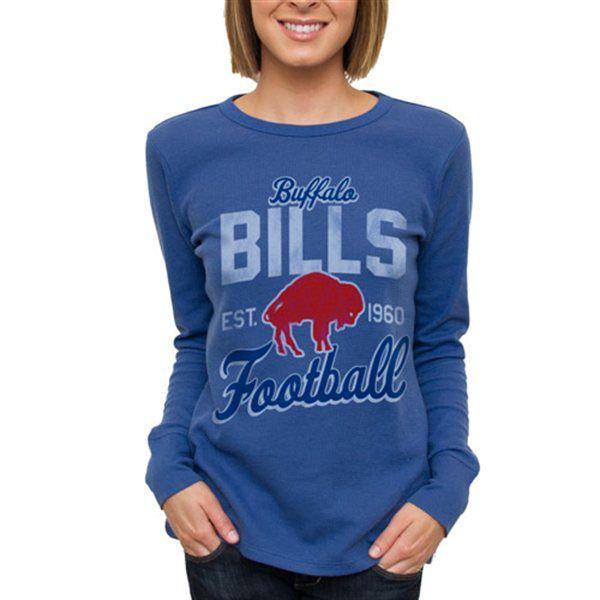 Buffalo Bills Long Sleeve Tee