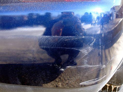 Magic Eraser On Car >> Wet Sand A Clear Coat Ideas For The House Magic Eraser