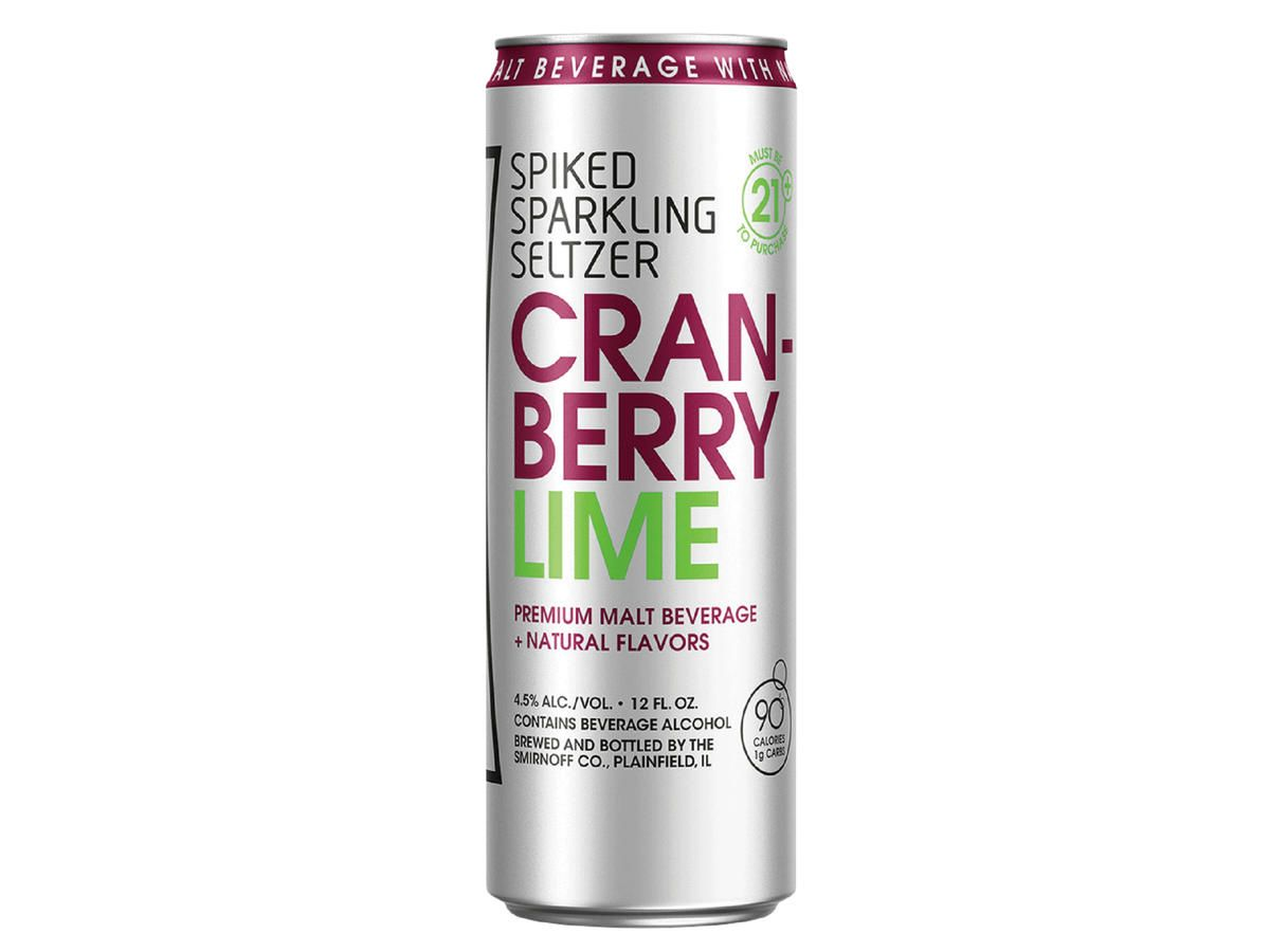 We Tried 17 Alcoholic Seltzers So You Don T Have To These Are The Five You Should Actually Drink Smirnoff Seltzer Cranberry Vodka