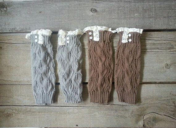 Little Girl's Cutest Leg Warmers/Boot Socks by Sophiaschicboutique, $12.00