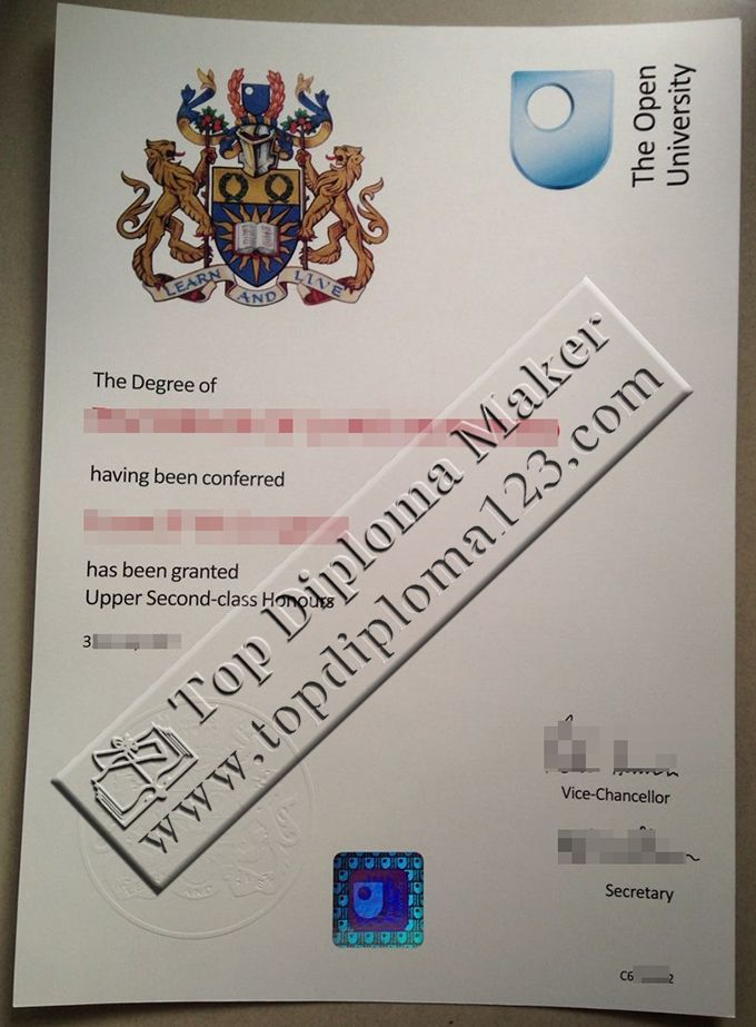 Open university degree certificate, Open university diploma - copy translate mexican birth certificate