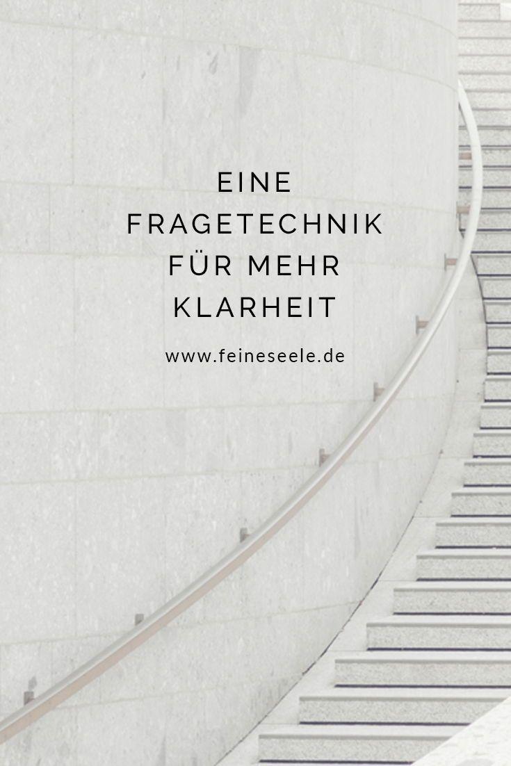 Glaub doch was du willst – 5 Fragen für mehr Klarheit 5 questions for more clarity: the – also called Release negative beliefs and be free.