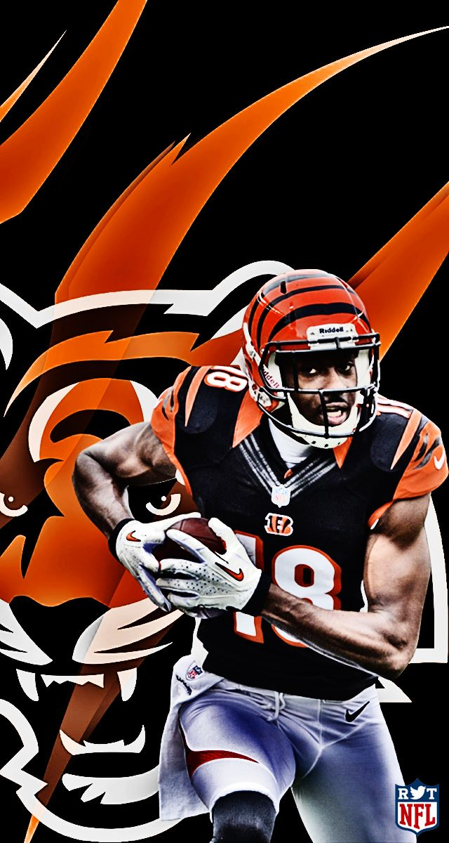 Cincinnati Bengals Wallpaper for iPhone - WallpaperSafari