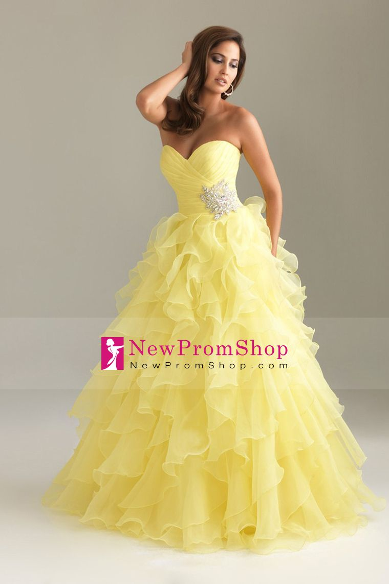 Charming Organza Sweetheart Neck Layered Zipper Back Floor Length Quinceanera Dresses With Ruffles
